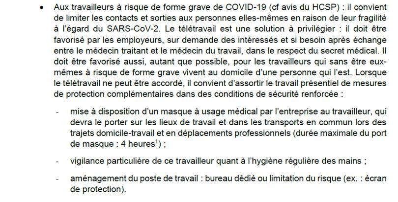 CoVid_19_personnes à risque et travail